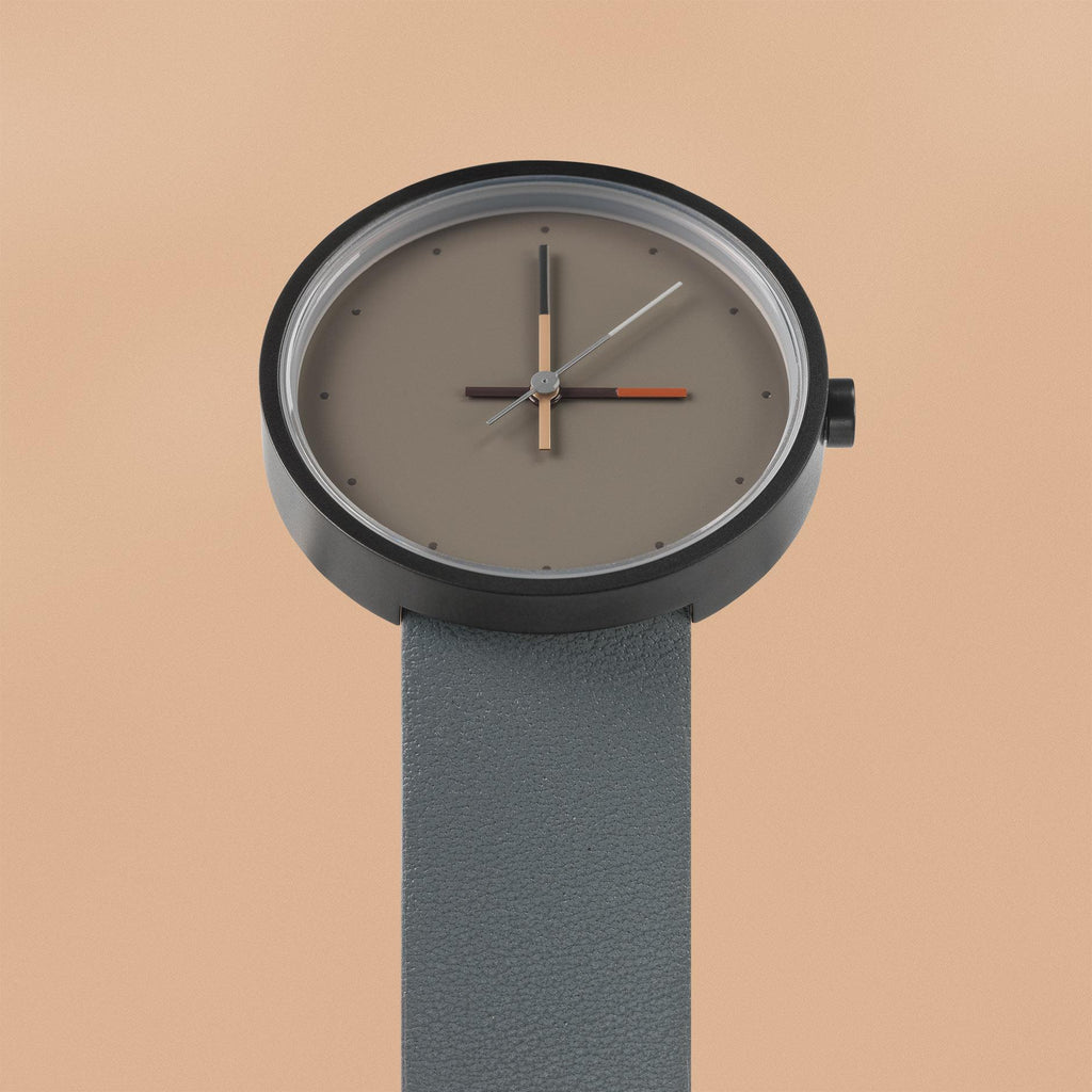 Aark Collective Accent Ash Watch. Compendium Design Store, Fremantle. AfterPay, ZipPay accepted.