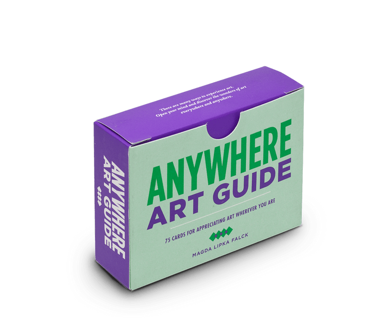 Anywhere Art Guide