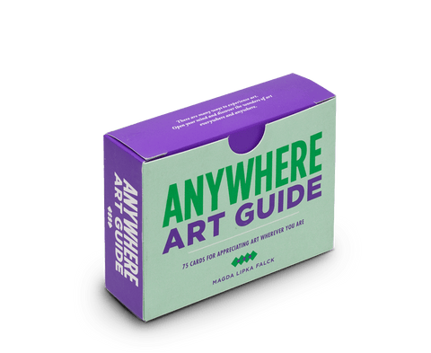 Anywhere Art Guide.Compendium Design Store, Fremantle. AfterPay.