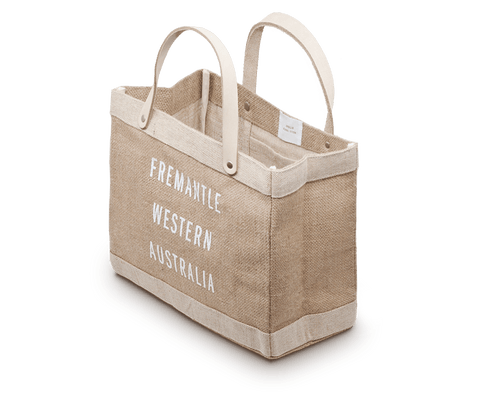Fremantle Lunch Tote Bag. Apolis. Compendium Design Store. AfterPay, ZipPay accepted.
