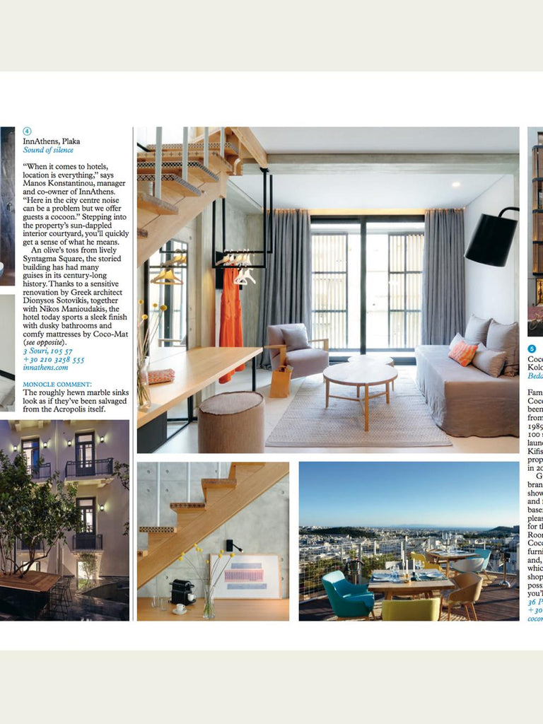 The Monocle Travel Guide No. 34 Athens. Compendium Design Store, Fremantle. AfterPay, ZipPay accepted.