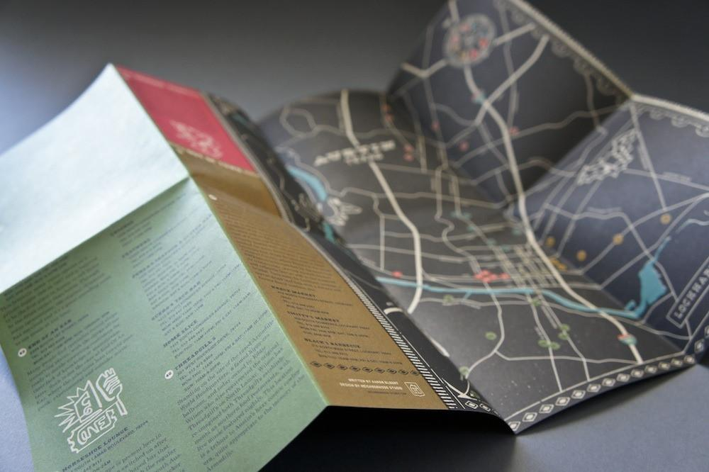Austin On The Hoof. City Guide & Map by Herb Lester. Herb Lester. Compendium Design Store. AfterPay, ZipPay accepted.