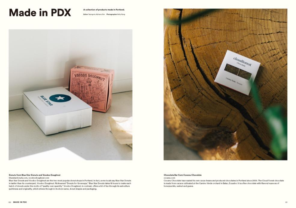 Brand Documentary Magazine No 58 Portland. Magazine B. Compendium Design Store. AfterPay, ZipPay accepted.