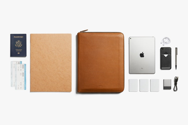 Bellroy Leather Compendium Work Folio A4. Bellroy. Compendium Design Store. AfterPay, ZipPay accepted.