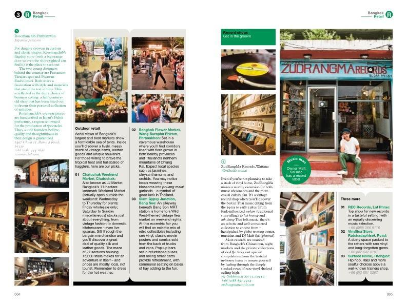 The Monocle Travel Guide No. 06 Bangkok. Compendium Design Store, Fremantle. AfterPay, ZipPay accepted.