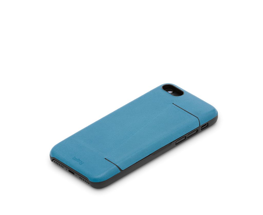 Bellroy Accessories Arctic blue Bellroy 3 Card iPhone 7 Case
