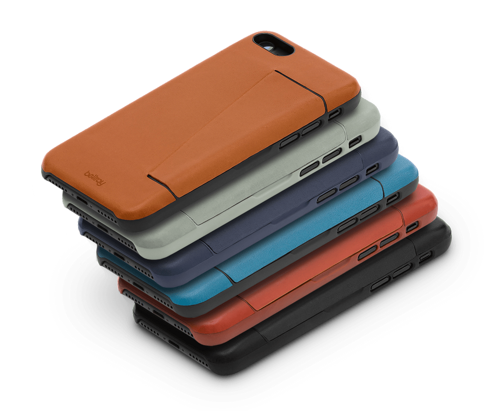 Bellroy Accessories Bellroy 3 Card iPhone 7 Case