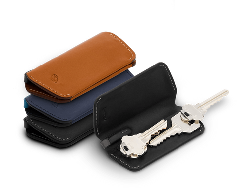 Bellroy Leather Key Cover Plus (4-8 keys)