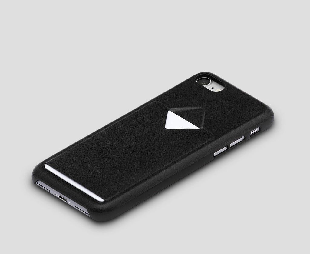 Bellroy Accessories Black Bellroy 1 Card iPhone 7 Case