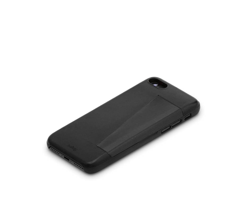 Bellroy Accessories Black Bellroy 3 Card iPhone 7 Case
