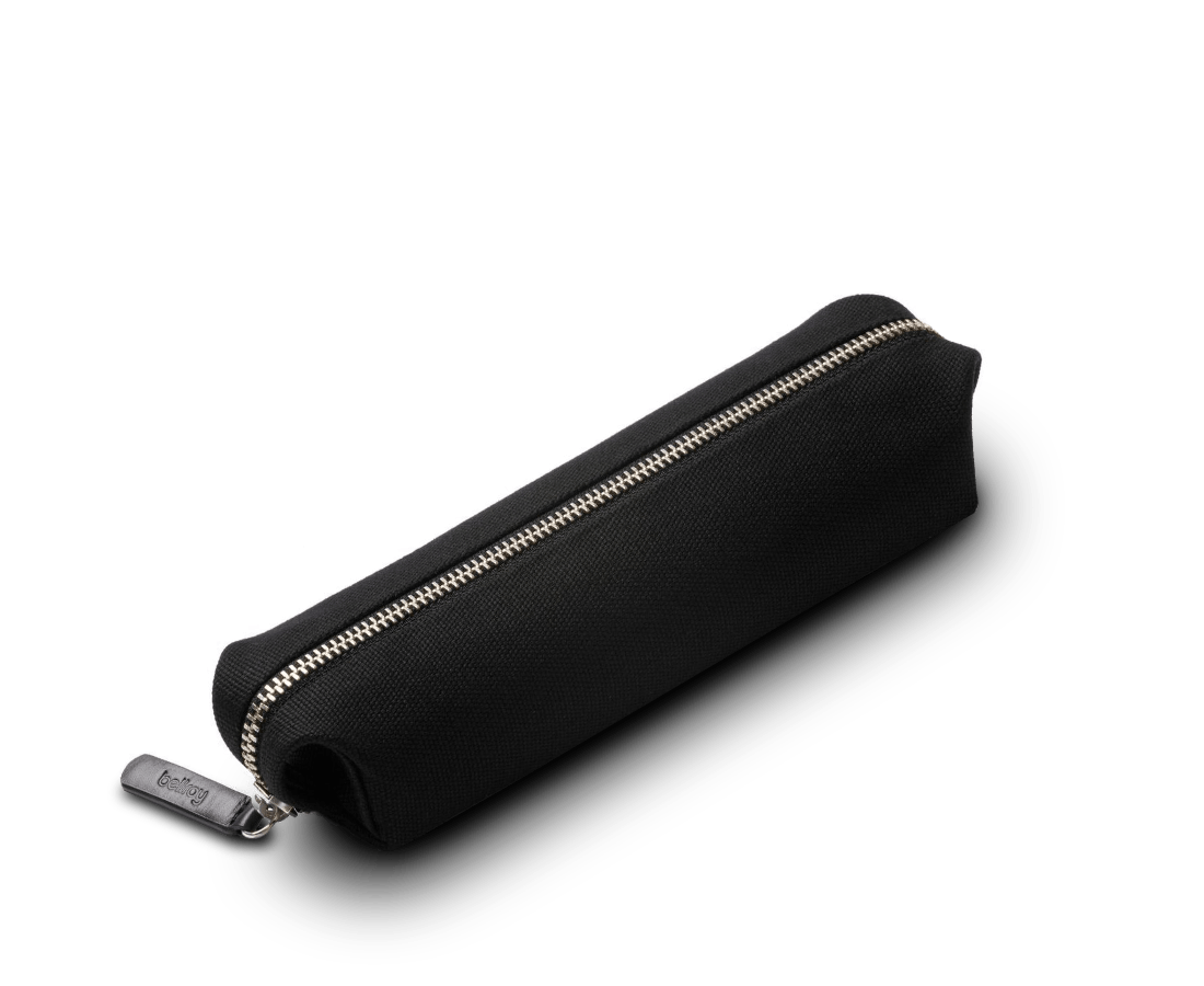 Bellroy Accessories Black Bellroy Pencil Case