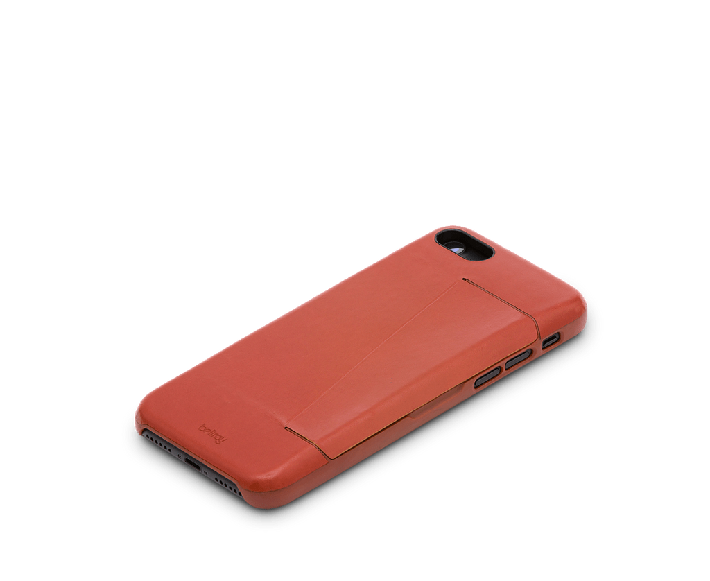 Bellroy Accessories Tamarillo Bellroy 3 Card iPhone 7 Case