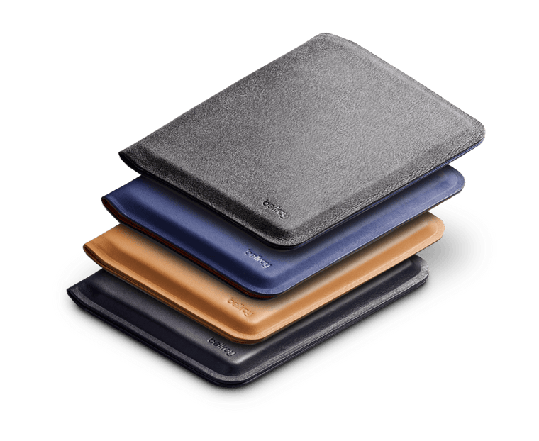 Bellroy Apex Passport Cover & Pen