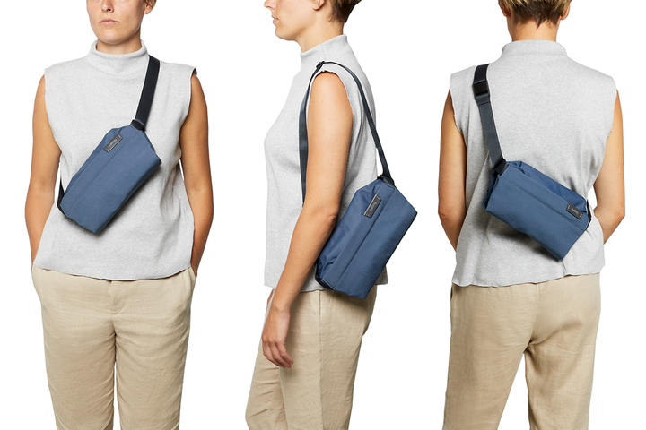 Bellroy Sling Bag Mini. Bellroy. Compendium Design Store, Fremantle. AfterPay, ZipPay accepted.