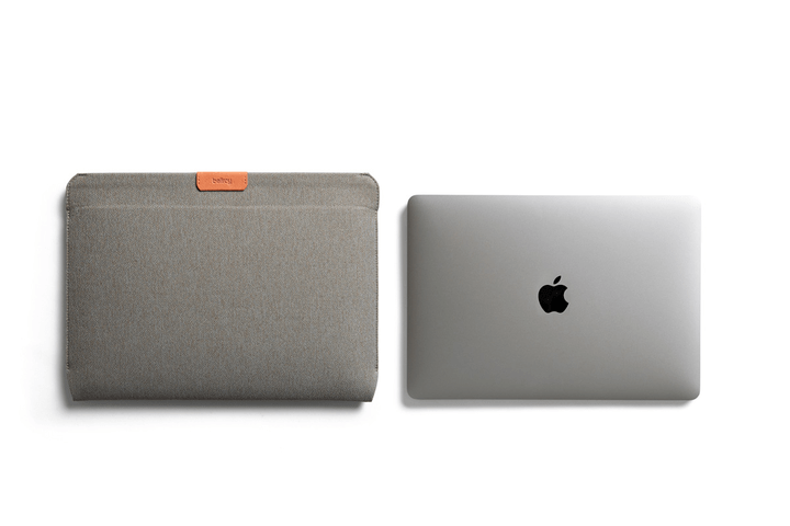 Bellroy Laptop Sleeve 13inch. Bellroy. Compendium Design Store, Fremantle. AfterPay, ZipPay accepted.