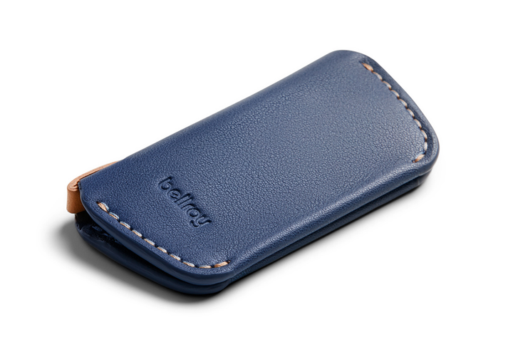 Bellroy Leather Key Cover (Holds 2-4 keys) Second Edition. Compendium Design Store, Fremantle. AfterPay, ZipPay accepted.