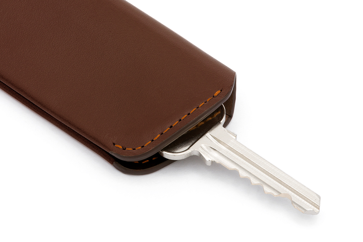 Bellroy Leather Key Cover Plus (Holds 4-8 keys) Second Edition. Bellroy. Compendium Design Store, Fremantle. AfterPay, ZipPay accepted.