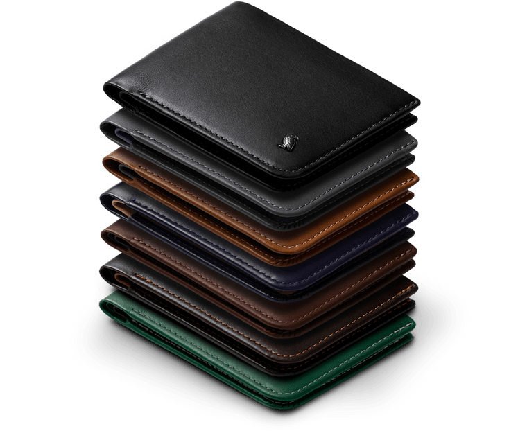 Bellroy Hide & Seek Wallet with RFID Protection