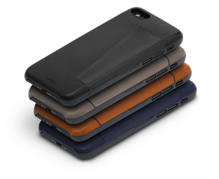 Bellroy 3 Card iPhone 8+ Case