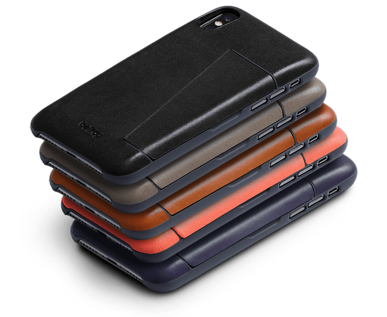 Bellroy iPhone X 3 card Case