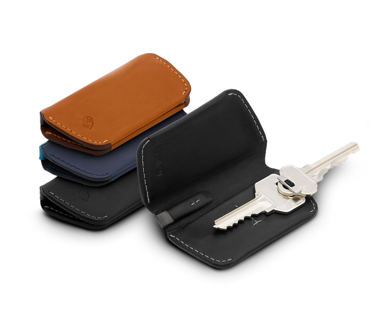 Bellroy Leather Key Cover 2nd Edition (Holds 2-4 keys)