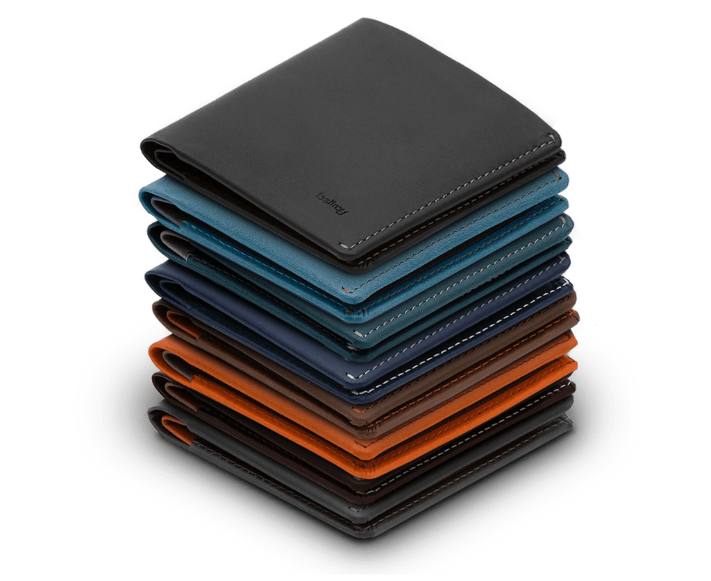 Bellroy Note Sleeve wallet.Compendium Design Store, Fremantle. AfterPay.