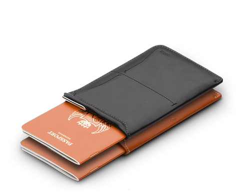 Bellroy Passport Sleeve. Bellroy. Compendium Design Store. AfterPay, ZipPay accepted.