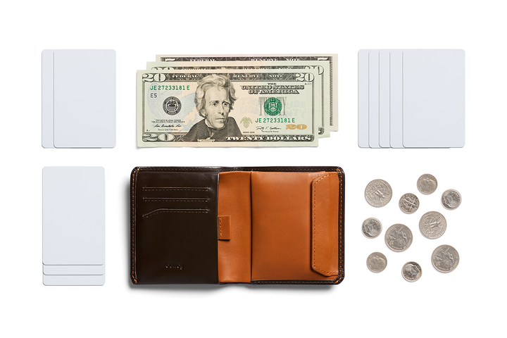 Bellroy Coin Wallet. Compendium Design Store, Fremantle. AfterPay, ZipPay accepted.