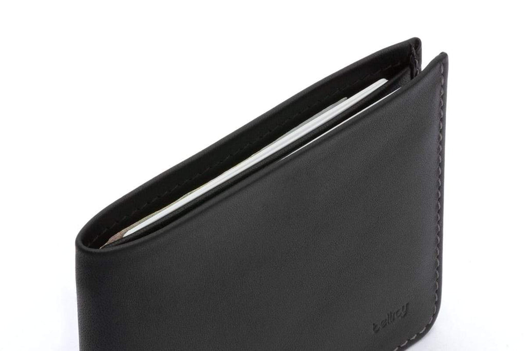 Bellroy Low Down wallet. Bellroy. Compendium Design Store. AfterPay, ZipPay accepted.