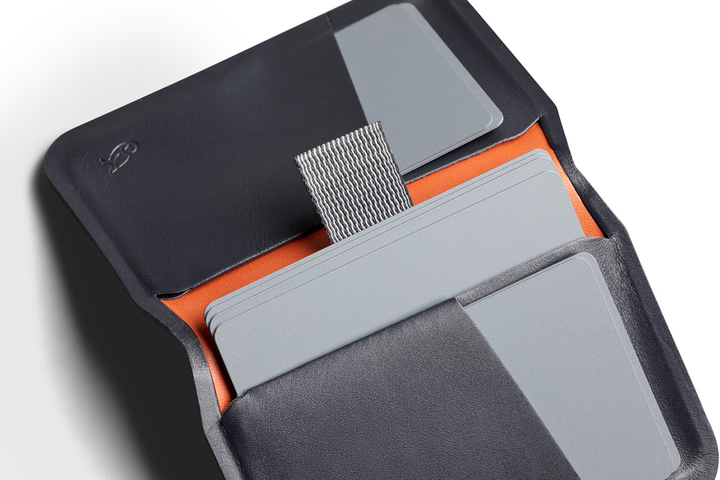 Bellroy Apex Slim Sleeve Wallet. Compendium Design Store, Fremantle. AfterPay, ZipPay accepted.