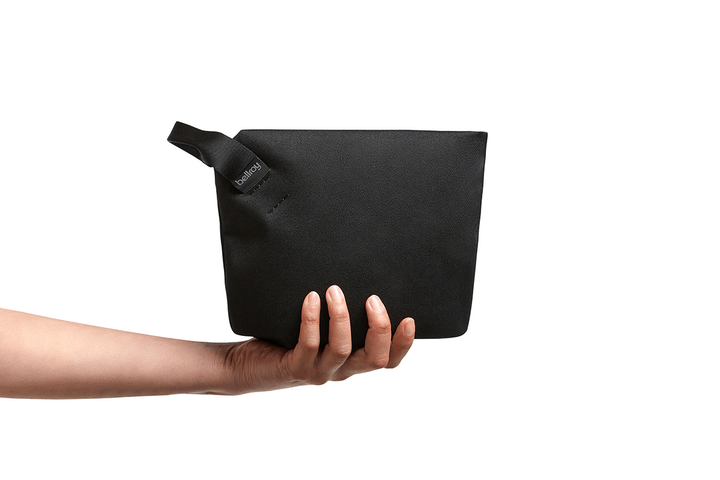 Bellroy Standing Pouch. Compendium Design Store, Fremantle. AfterPay, ZipPay accepted.