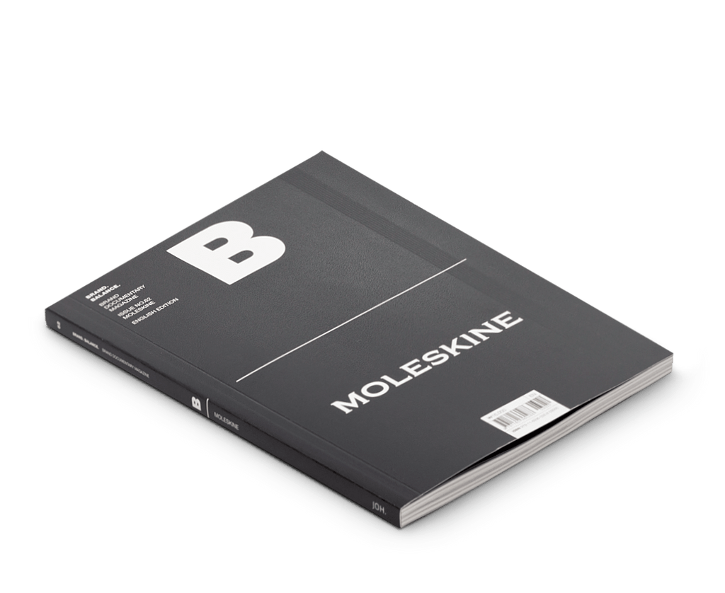 Brand Documentary Magazine No 62 Moleskine. Magazine B. Compendium Design Store. AfterPay, ZipPay accepted.