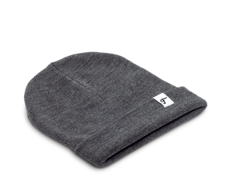 Freo Goods Co Winter Beanie in Charcoal