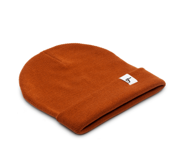 Freo Goods Co Winter Beanie in Copper