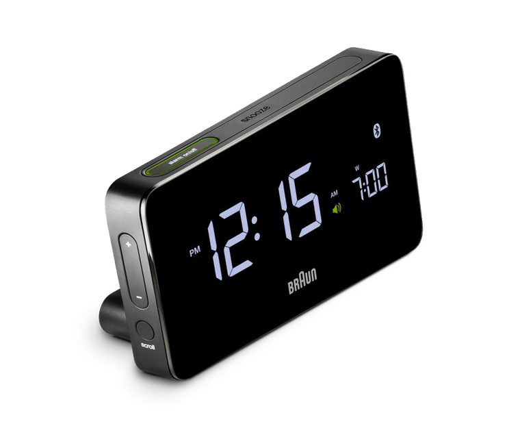Braun BNC020 Digital Bluetooth Connected Clock
