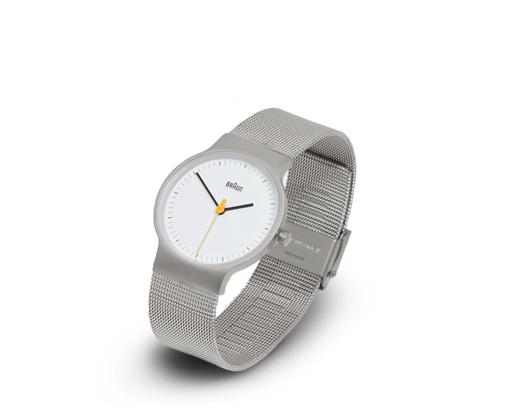 Braun Watches Braun Classic Slim Ladies watch in Stainless Steel