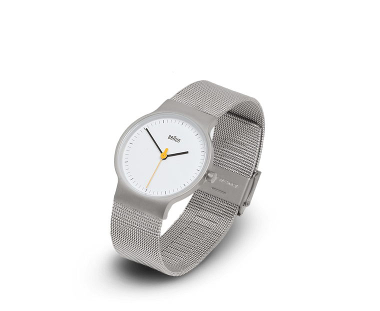 Braun Classic Slim Ladies watch in Stainless Steel