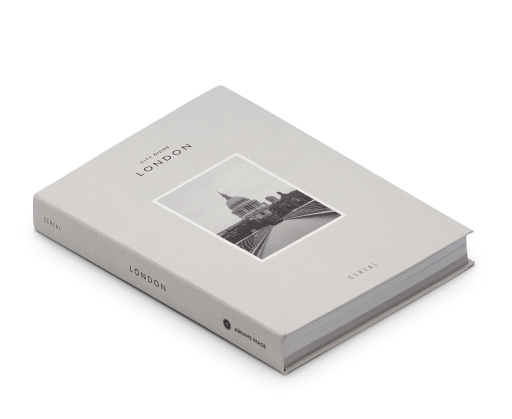 Cereal City Guide to London. Compendium Design Store, Fremantle. AfterPay, ZipPay accepted.