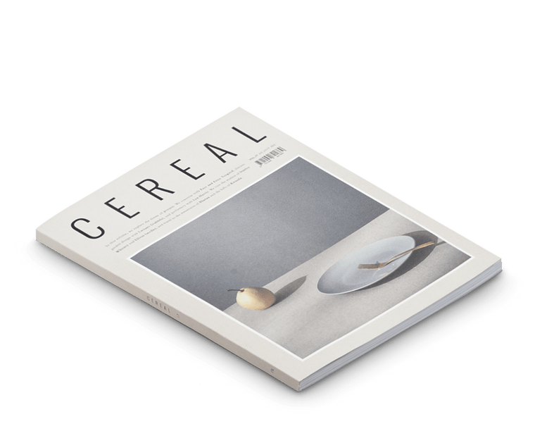 Cereal · Volume 17