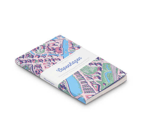 CITIx60 City Guide to Copenhagen. Travel guide by local creatives.
