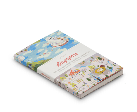 CITIx60 City Guide to Singapore. Travel guide by local creatives.