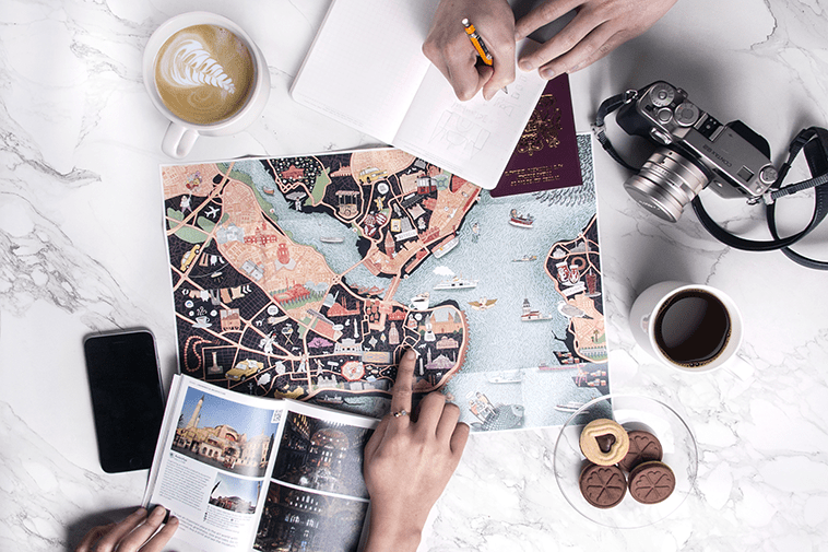 CITIx60 City Guide to Istanbul. Travel guides by local creatives.