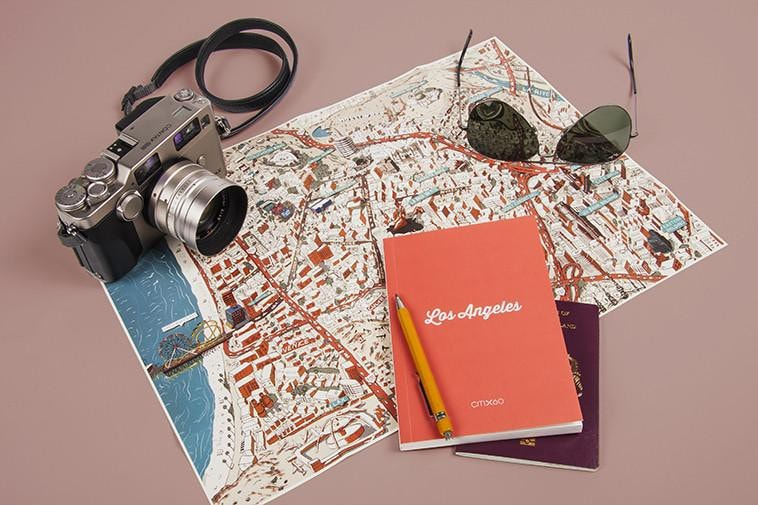 CITIx60 City Guide to Los Angeles. Travel guide by local creatives.