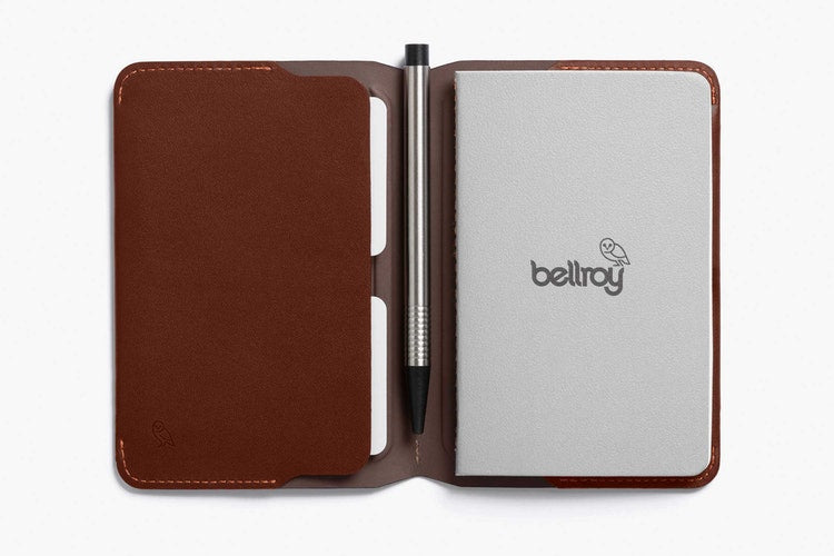 Bellroy Leather Notebook Cover Mini