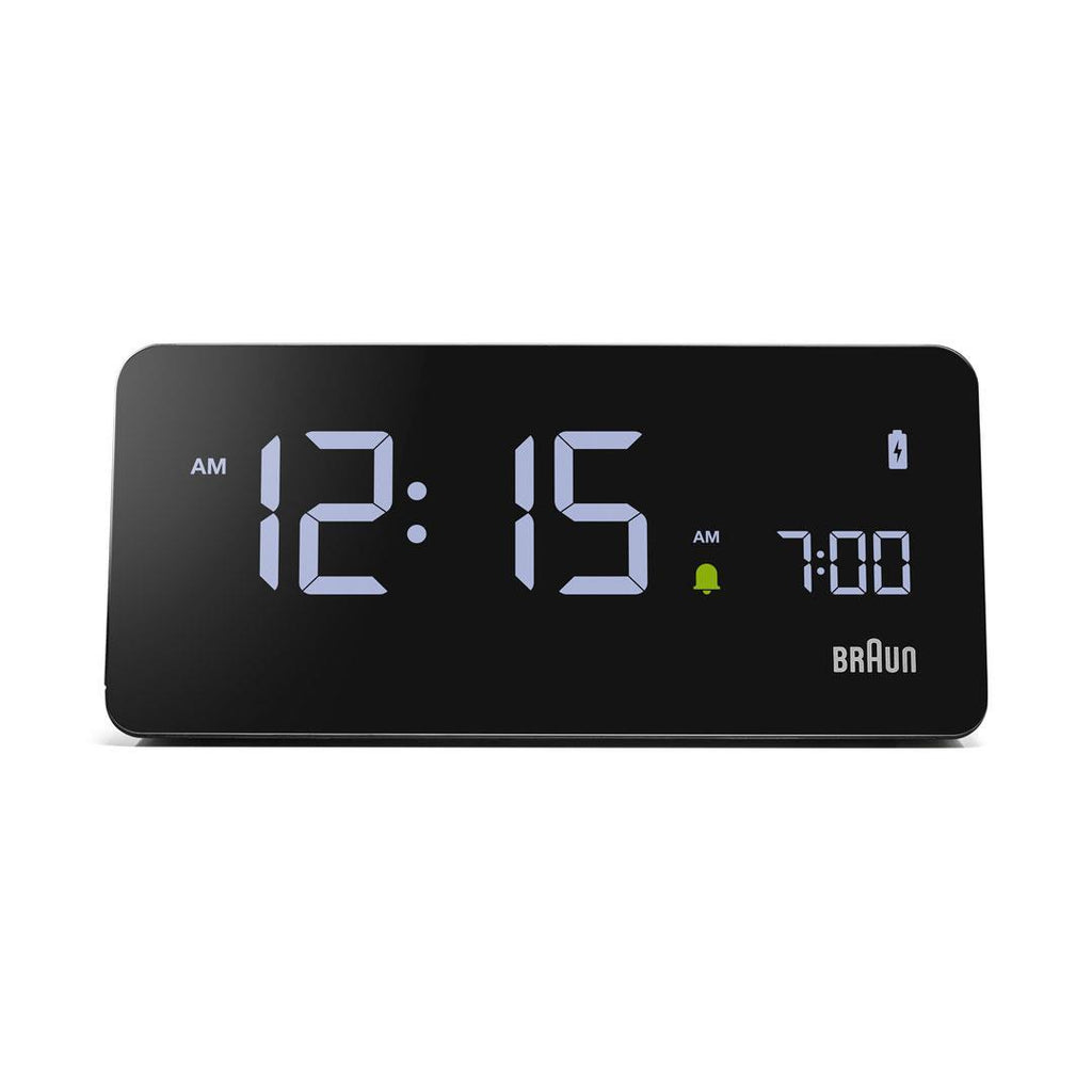 Braun BC21 Digital Wireless Charging Alarm Clock. Compendium Design Store, Fremantle. AfterPay, ZipPay accepted.