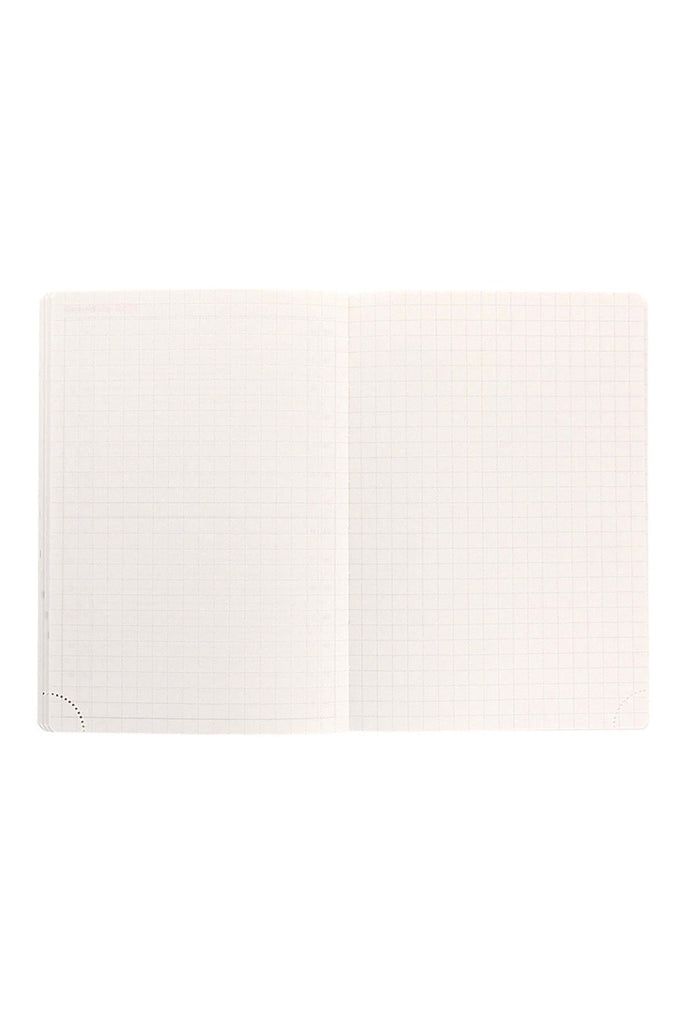 Delfonics 2020 Diary A6 Linen Chambray Grey - Weekly + Notes