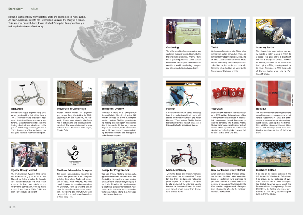 Brand Documentary Magazine No 05 Brompton. Compendium Design Store, Fremantle. AfterPay, ZipPay accepted.