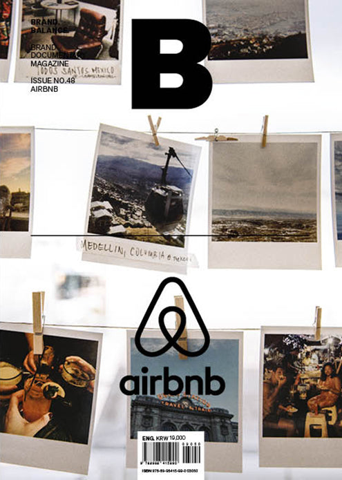 Brand Documentary Magazine No 48 Airbnb
