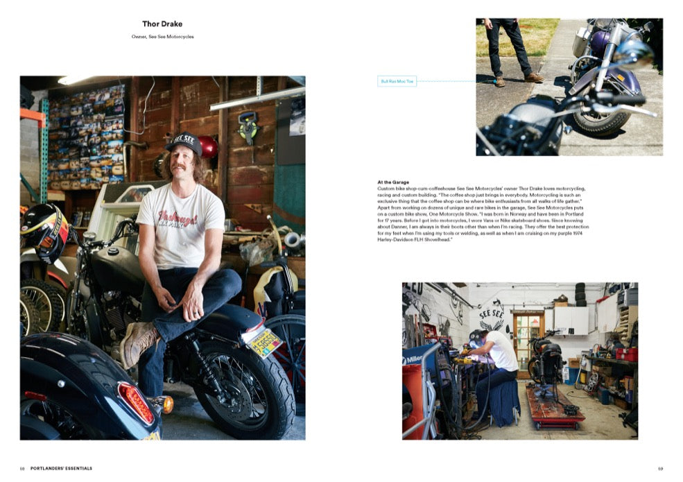 Brand Documentary Magazine No 59 Danner. Magazine B. Compendium Design Store. AfterPay, ZipPay accepted.