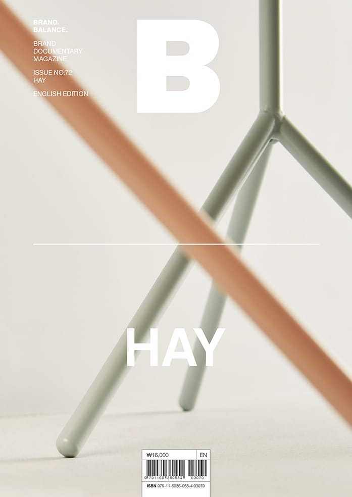 Brand Documentary Magazine No 72 Hay